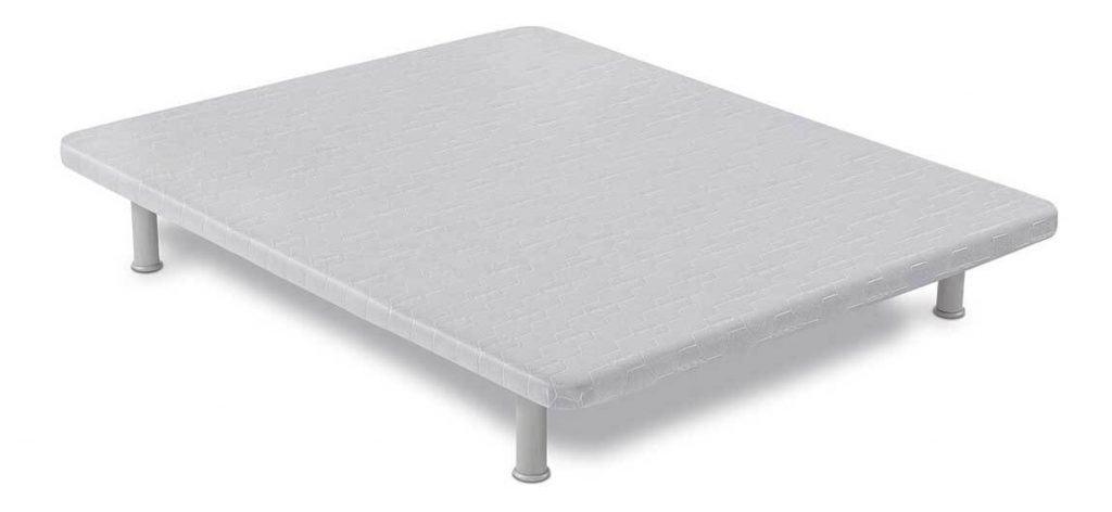 elegir base tapizada para colchón
