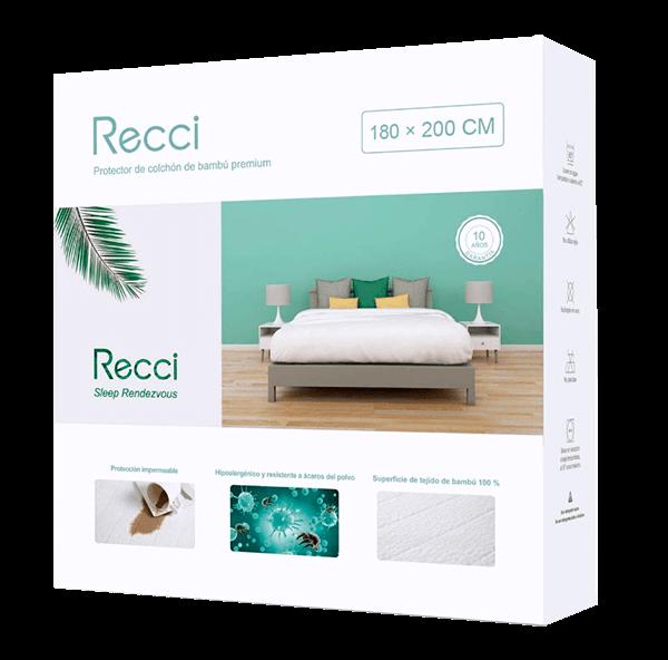 Funda Protector de colchón Recci