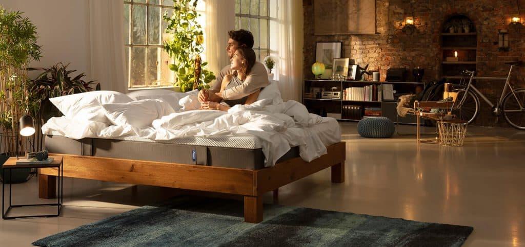 colchones almohadas somier edredon