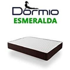 colchón esmeralda dormio