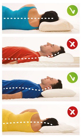 La mejor posicion para dormir bien
