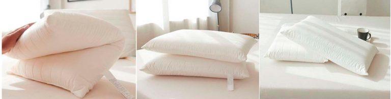 almohadas de espuma de alta densidad
