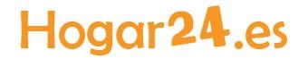 logotipo de la marca española hogar 24