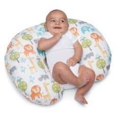 Favorece una posición cómoda y relajada para la mamá y el bebé durante la lactancia