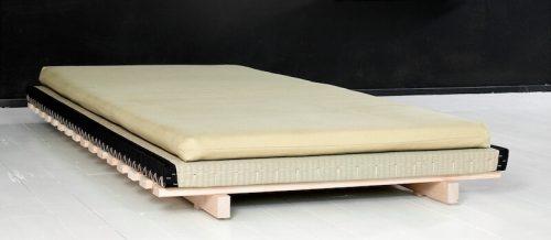 tatami de cama estilo japones