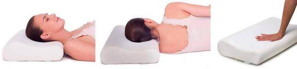 almohada terapeutica para tus cervicales