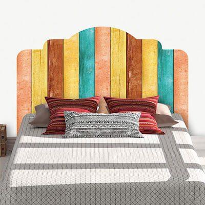 Cabeceros de Cama Originales coloridos11