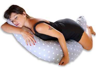 NIIMO cojín de lactancia y embarazo tiene una forma adecuada para el embarazo y la lactancia