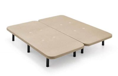 base tapizada de la casa hogar24 dos base tapizadas de 90