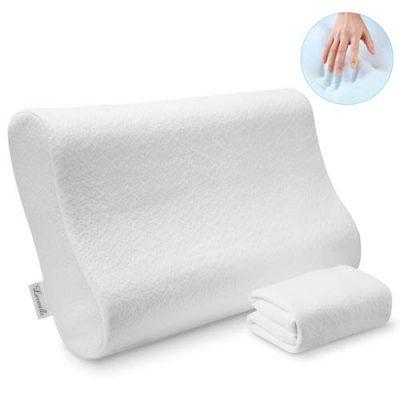 almohada cervical para dolor de cuello levesolls